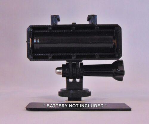 Ghost Light™ GL7-PRO-MINI-GPW20 20 Watt LED White Light for GoPro Camera /& Video