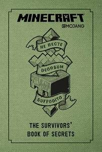 Minecraft-The-Survivors-039-Book-of-Secrets-An-Of-Mojang-AB-New