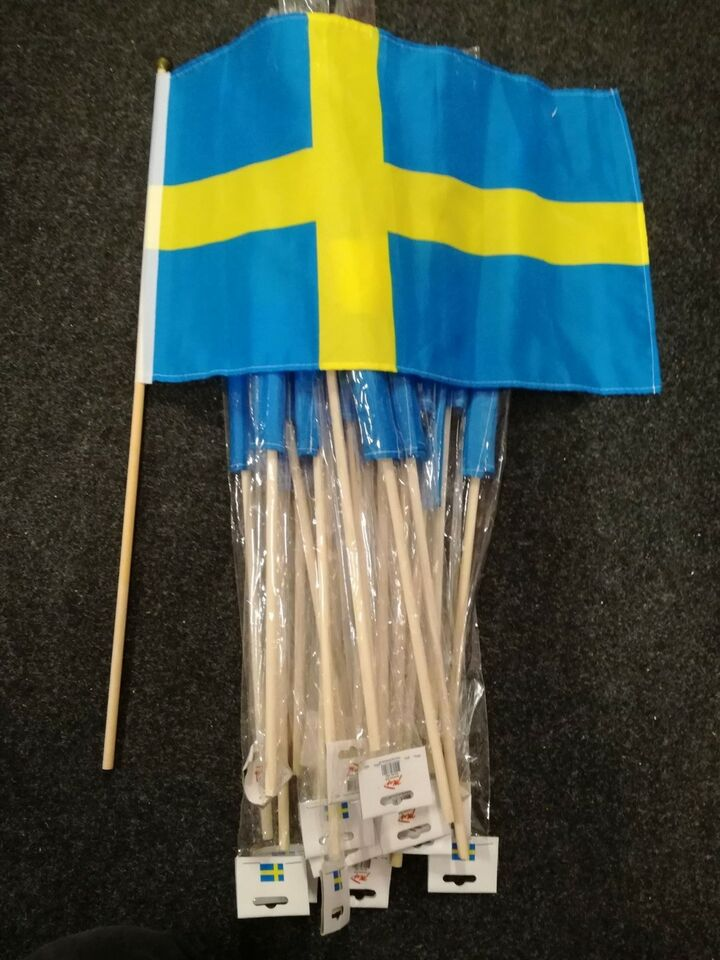 Svenske flag
