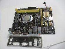 ASUS H81M-K//K31ADE Motherboard LGA1150 Micro ATX DDR3 PCI-E 3.0 Shield 95/% NEW