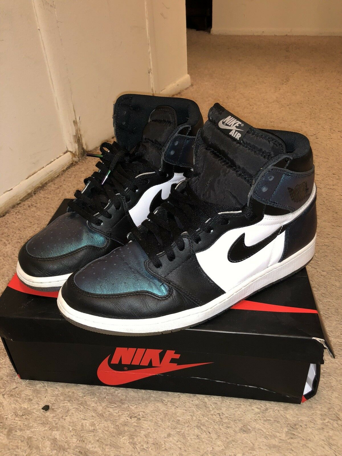 Nike Star Air Jordan 1 All Star Nike comodo 9de6cf