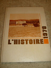 L'Histoire, 1978 Yearbook, Allentown College Of St. Francis De Sales