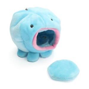 Octopus-Shape-Pequeno-Mascota-Rat-Hamster-Cuelga-Cama-Casa-Raton-Soft-Cama