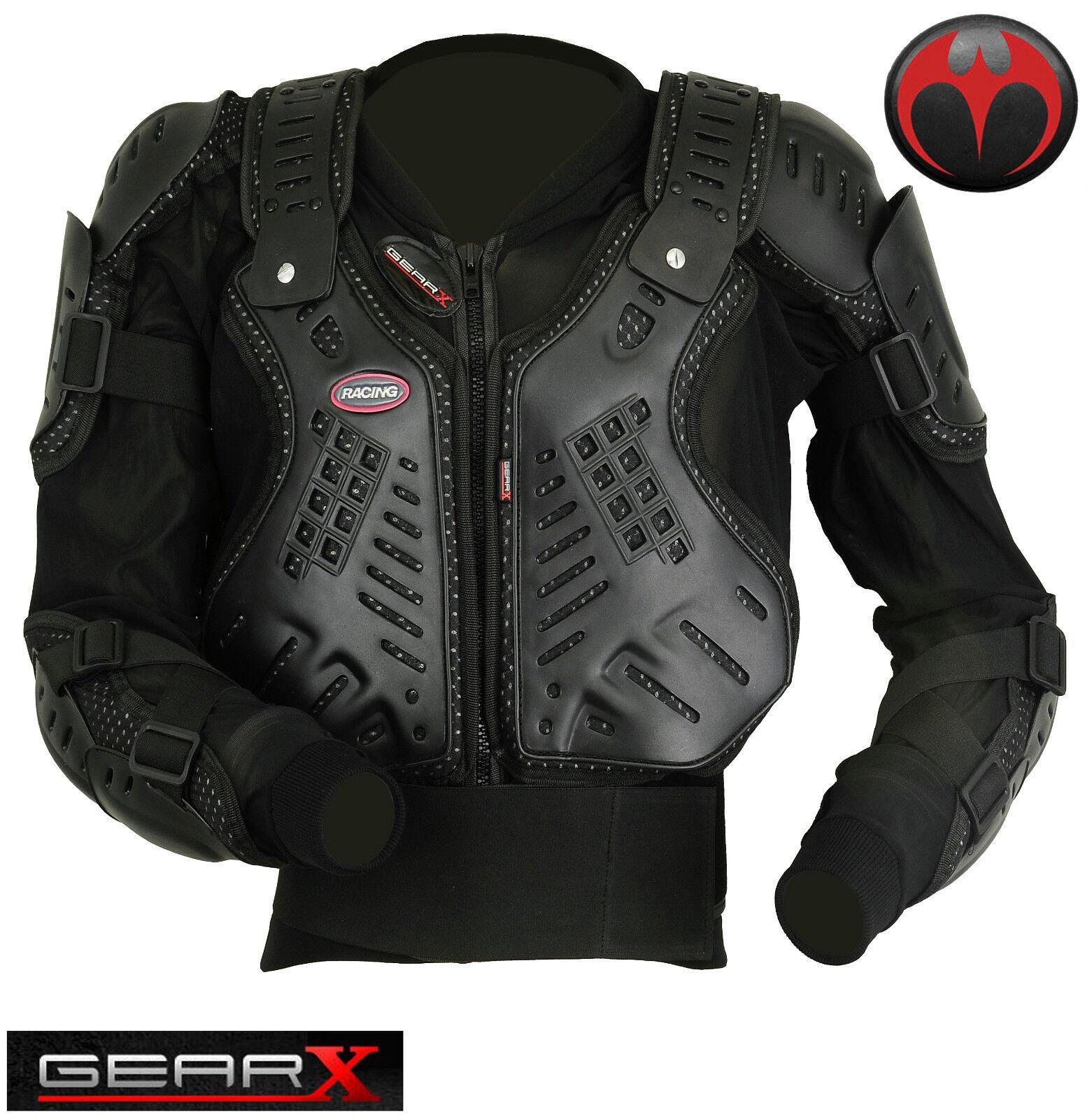Motocross Moto Cycle Motocicletta Motocicletta Motocicletta Protezioni per il Corpo Giacca Sci 81bf8c