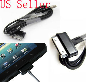 Samsung Usb Data Cable Charger Lead For Galaxy Tab Note 10.1 N8000 N8010 N8013