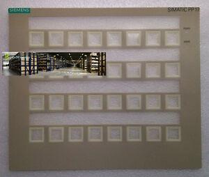 NEW FOR SIEMENS SIMATIC PP17 / PP17- II 6AV3688-3ED13-<wbr/>0AX0 Membrane Keypad
