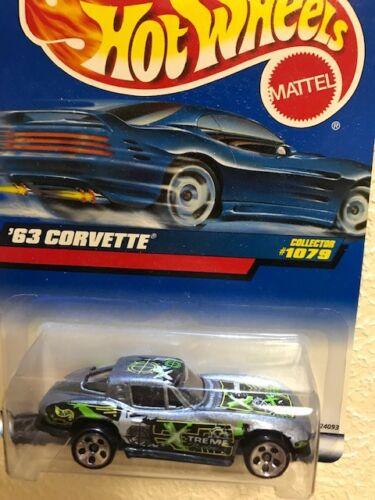 1999 Hot Wheels /'63 Corvette #1079