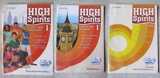 High Spirits (Student's book & Workbook 1) + CD - [ISBN:9780194664721]