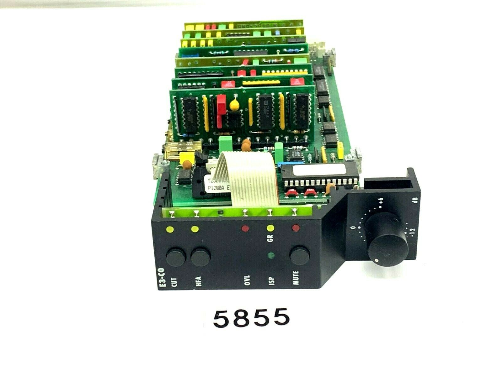 D&B AUDIO TECHNIK E3-CO MODULE  5855 (ONE)