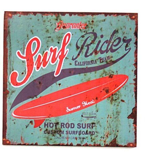 Wandbild Surfen Windsurfing Canvas Dekobild Bild Retro Vintage Kunstdruck Leinwa