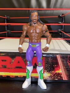 Kofi-Kingston-WWE-Wrestler-Wrestling-Action-Figure-Mattel-Basic-Series-NEW-DAY