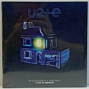 U2 – eXPERIENCE + iNNOCENCE Live In Berlin 2020 DVD Video - NEW!
