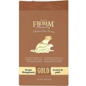 Fromm-Holistic-Weight-Management-Gold-Dog-Dry-Food-33-lb