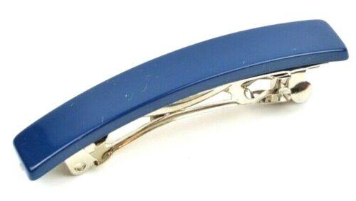 2pc// Glossy Plastic Barrette 4cm Small Hairclip Hair Pin Clasp Clip Colour AU