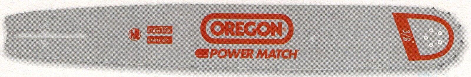 """Oregon 323RNDD025 3//8/"""" Pitch .063/"""" Gauge 32/"""" Power Match Chain Saw Bar"""