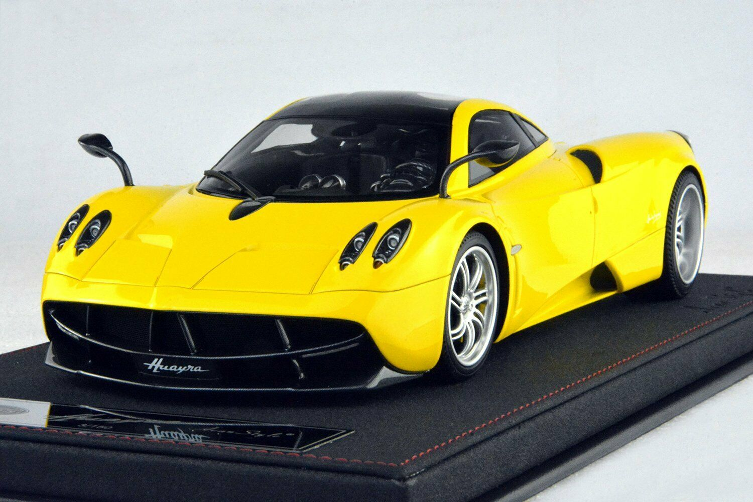 descuento online Frontiart avanstyle 1 18 Pagani huarya COUPE COUPE COUPE Amarillo AS021-126  más orden