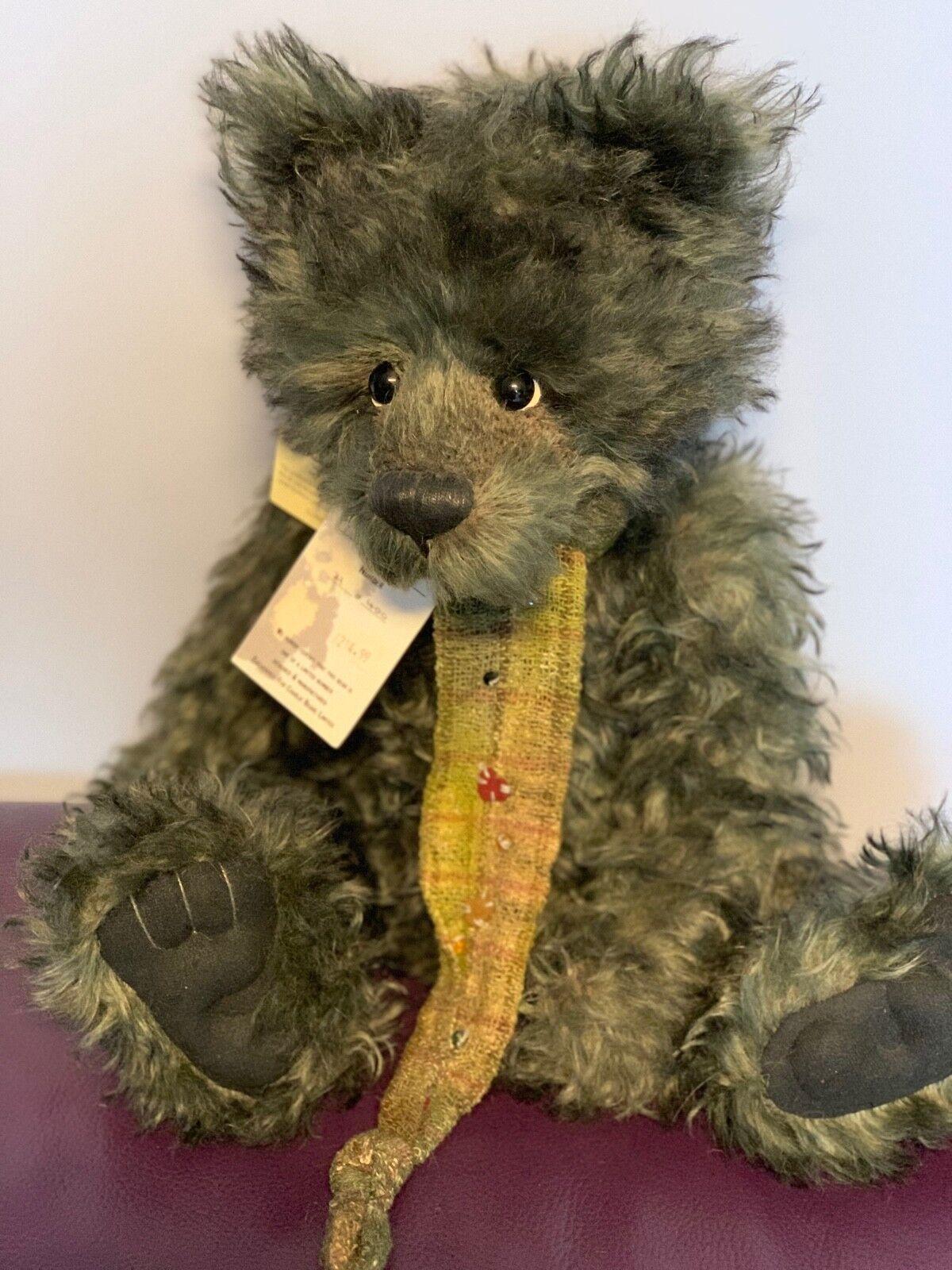 Charlie Bears Forrest basso numero 21 di 400 21st Compleanno Regalo Di Natale