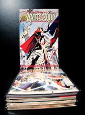 COMICS: Astro City (vol 2) #1/2, 1-22 (1990s) - RARE (batman/flash/atom/arrow)