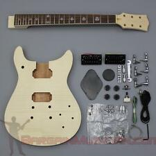 Bargain Musician - GK-005 - DIY Unfinished Project Luthier Guitar Kit