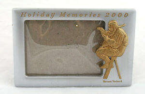 NORMAN ROCKWELL HOLIDAY FRAME (3.5in X 5in)
