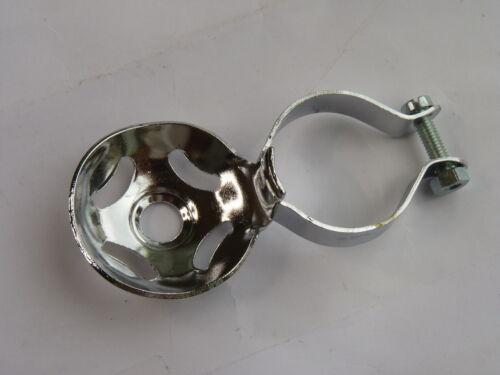 28 no81B ca NOS Vintage REG Umbrella pump holder 70/'s Italy silver No