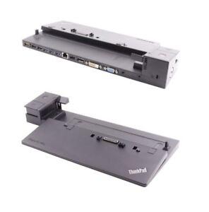 Lenovo-ThinkPad-Pro-Dock-Type-40A1-Docking-Station-mit-Schluessel-X240-X250