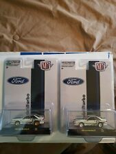 M2 Machines 2020 Hobby Only 1987 Ford Mustang Gt Twin Turbo Cobra Jet Hs07 Chase