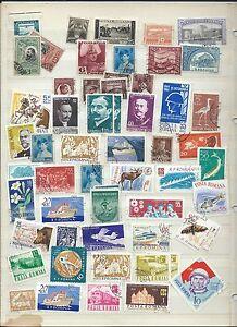 Romania stamps Mainly used T915 - Uxbridge, United Kingdom - Romania stamps Mainly used T915 - Uxbridge, United Kingdom
