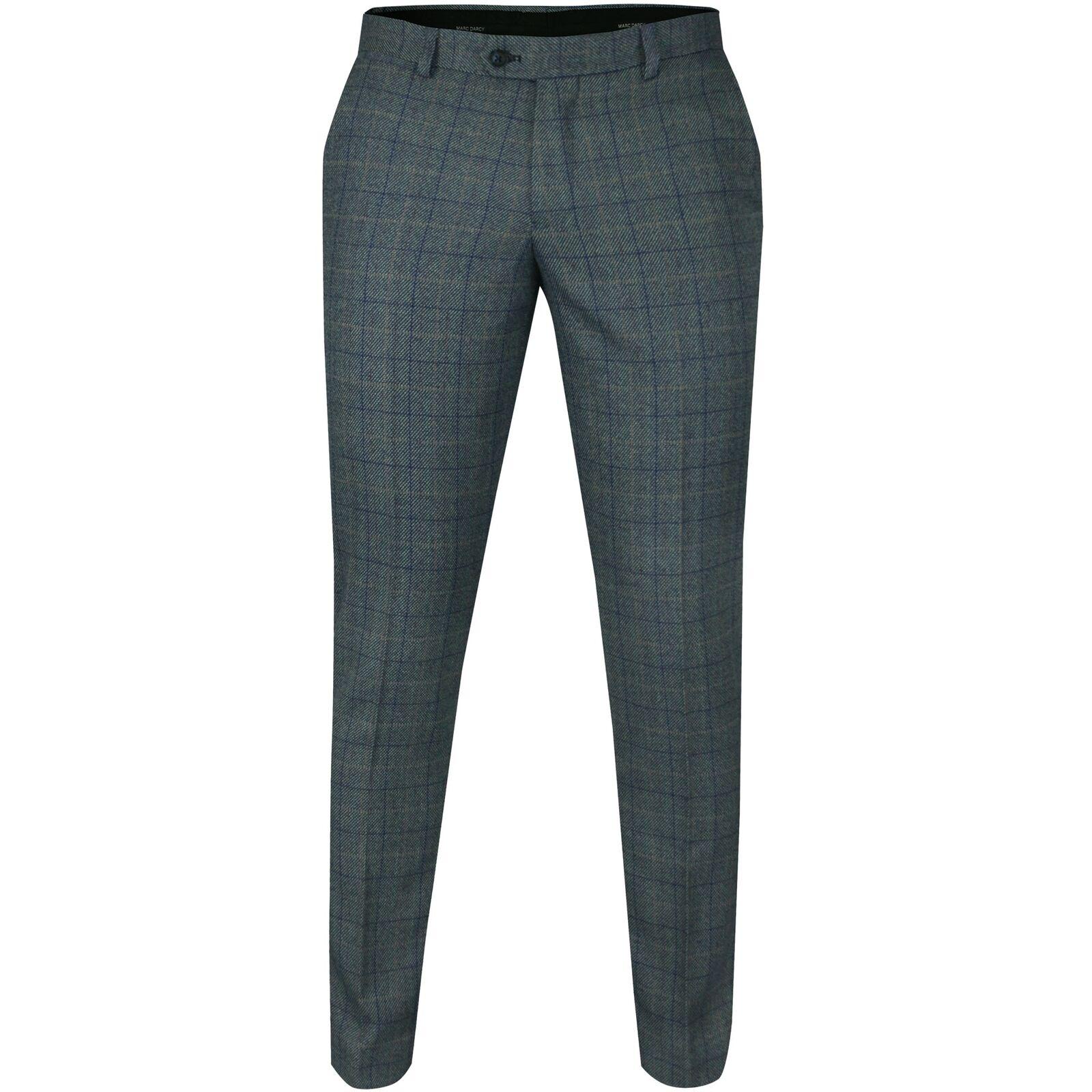 Marc Darcy MRC Hilton Trousers bluee
