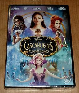 El-Casse-Noisette-Y-les-Quatre-Royaumes-DVD-Neuf-Aventures-Grand-sans-Open-R2