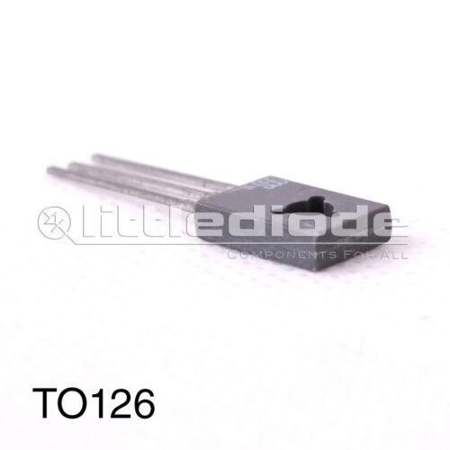 PANASONIC 2SC2590 TRANSISTOR SILICIUM NPN-Case TO126 marque