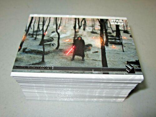 100 cards FREE SHIPPING 2020 Star Wars Rise Of Skywalker Series 2 Base set