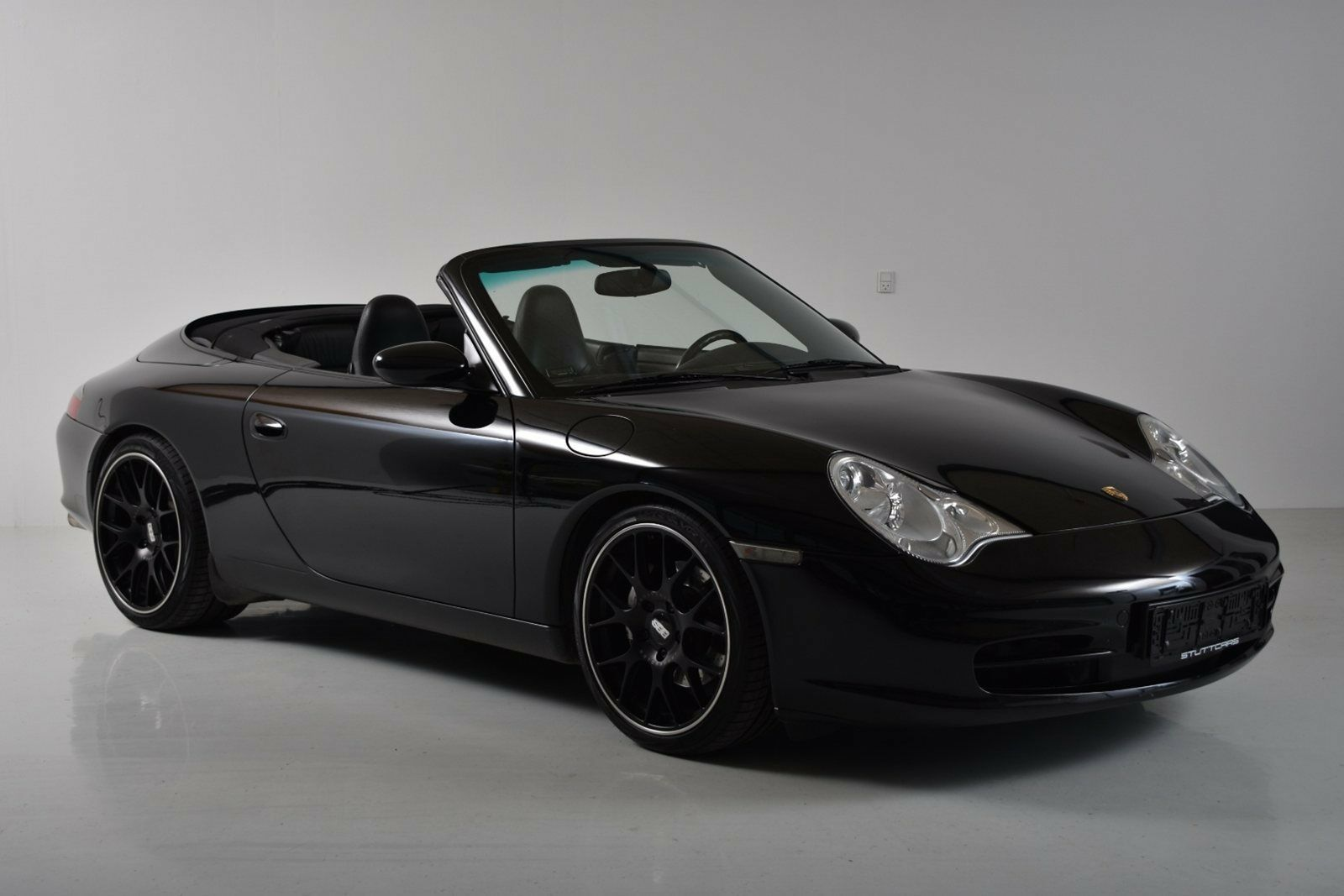 Porsche 911 Carrera 4 3,6 Cabriolet 2d - 4.095 kr.