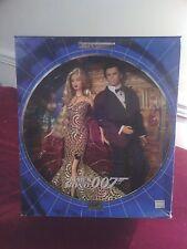 James Bond 007 Barbie and Ken 2002 BARBIE Set NRFB Collector Edition NIB