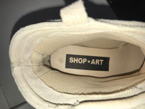 Art Sha02w N 38 Beige Woman Donna Basso Stivale Shop 4ASxnd4