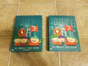 South-Park-The-Complete-Third-Season-DVD-Used