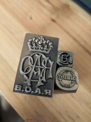 Laser Punch Custom steel logo Jewelry Iron Stamp Metal Embossing Leather Gold