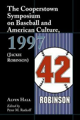 Cooperstown Symposium on Baseball and American Culture, 1997-ExLibrary