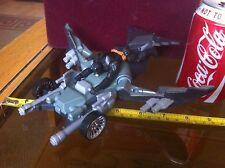 Bicicleta De Batman Flip mecanismo para obtener armas fuera DC Comics Batbike oficial 2012