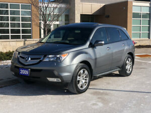 2009 Acura MDX  **Technology Package**  204,649KM