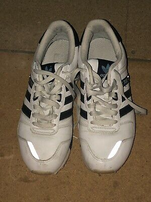 Adidas ZX 700 White Leather Size 8