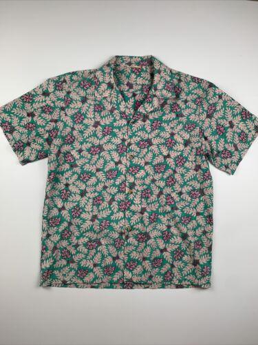 1980's Vintage Hawaiian Ulu Shirt