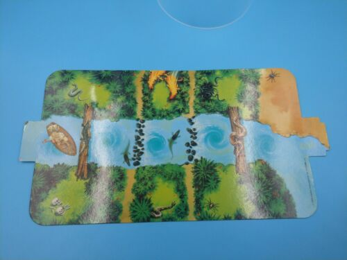 jeu de societe plateau carte VF pieces de rechange pour le pont malefique
