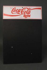 Coca-cola-light-werbeschild-pizarra-publicitarias-publicidad-ensenandolesa-ortografico-pizarra