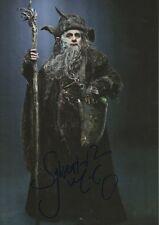 """Sylvester McCoy """"Der Hobbit"""" Autogramm signed 20x30 cm Bild"""