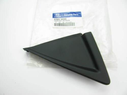 Rear Right Quarter Window Triangle Molding Trim Cover For 2006-2010 Sonata NEW