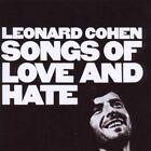 LEONARD COHEN - SONGS OF LOVE & HATE (CD Album)