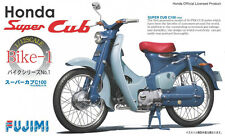 Fujimi Bike-01 Honda Super Cab C100 1958 1/12 Scale Kit NZA