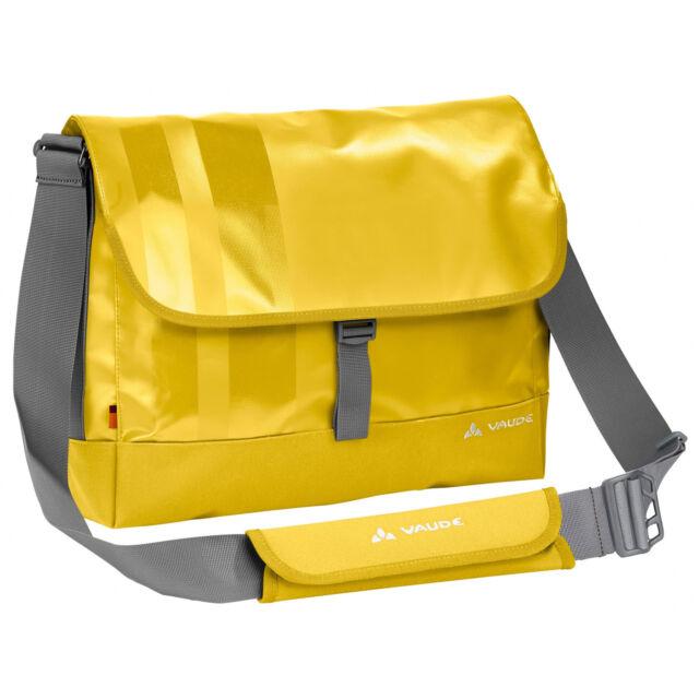 d38773caabaff Vaude Adays Wista M Umhängetasche Damen Handtasche 39 cm Laptopfach (mustard )