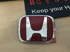 Genuine Honda Civic Type R Front Grille Badge(For Civic Type R From 2001 - 2003)